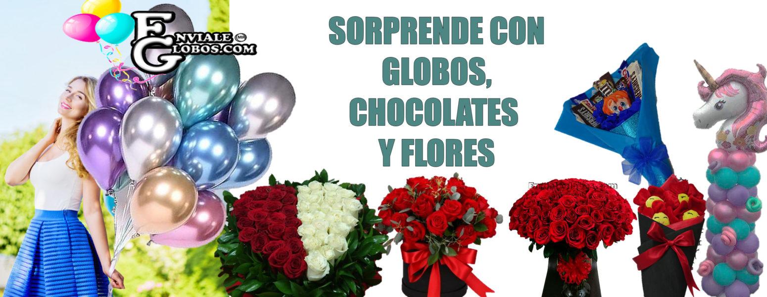 Envialeglobos Floreria Y Tienda De Regalos